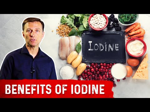 What is Iodine Good For?