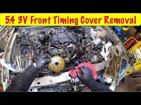 Ford 5 4 3v Timing Set Pt 02 Funnycat Tv