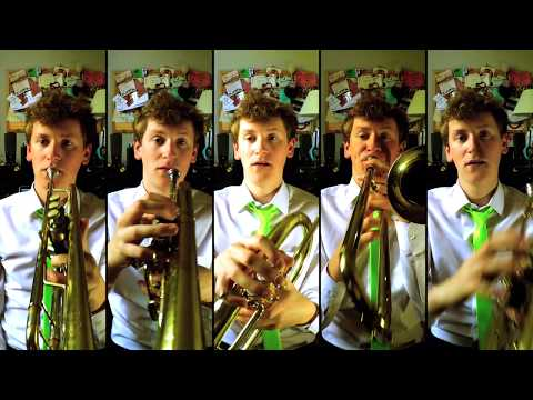 Britney Spears - Toxic for Brass Quintet
