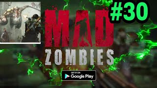 MAD ZOMBIE OFFLINE SHOOTING GAME Android Gameplay 2019