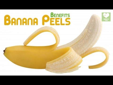 Banana Peels - Health Benefits & Uses | Best Health Tips And Food Tips