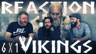 "Vikings 6x1 PREMIERE REACTION!! ""New Beginnings"""