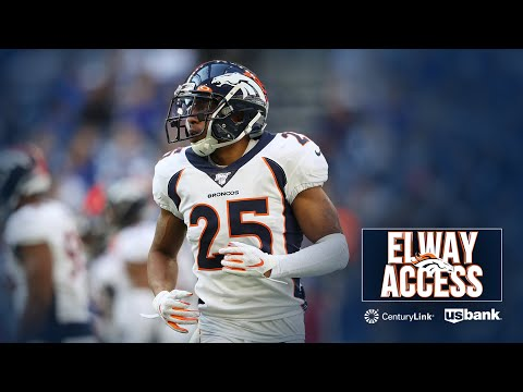 Broncos' Outlook After Trade Deadline, Injury To Joe Flacco | Elway Access