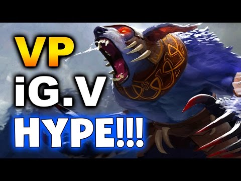VP vs iG.V - GAME OF THE DAY! - KIEV MAJOR DOTA 2