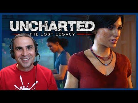 ΧΤΥΠΑΝΕ ΓΥΝΑΙΚΕΣ! (Uncharted: The Lost Legacy)