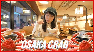 Osaka Claypot Crab Rice, waiting for a long time and the staff are a bit fierce.