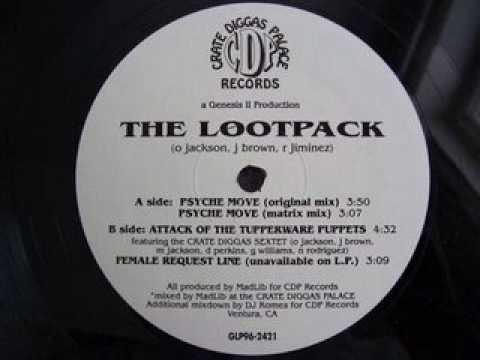 the lootpack-psyche move (matrix mix) mp3