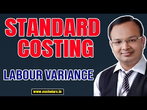 #2 | Standard costing | Labour variance | Management accounting