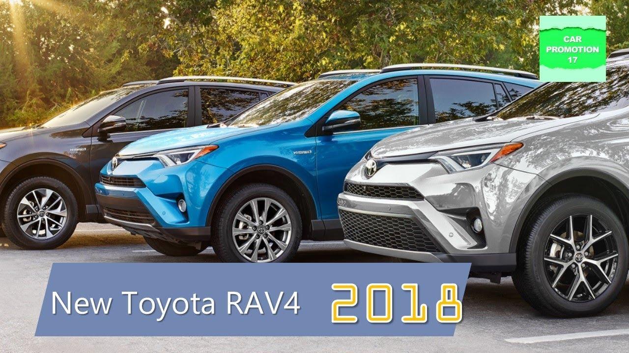 2018 Toyota Rav4 Adventure Grade New Performance New Exterior