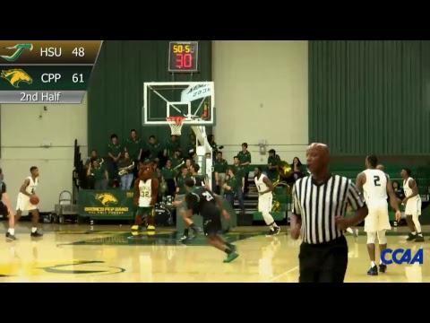 Cpp Basketball Vs Humboldt State