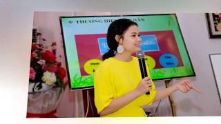 Đào tạo kỹ năng kinh doanh Mỹ Phẩm Xanh C'Choi