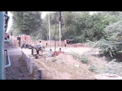 22482 Delhi Sarai Rohilla Jodhpur Express Skipping Gotan on full MPS and 12490 DDR BKN Looped at Got