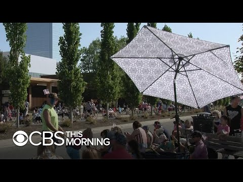 Alaska faces record-breaking heat