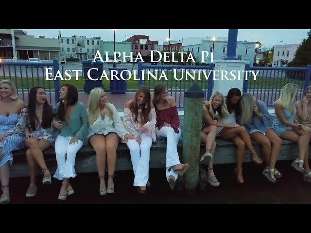 Alpha Delta Pi - East Carolina University 2018