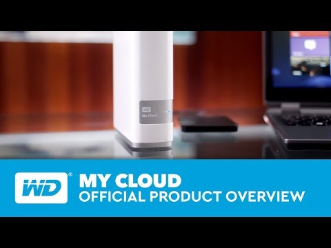 WD My Cloud | Product Overview - What is