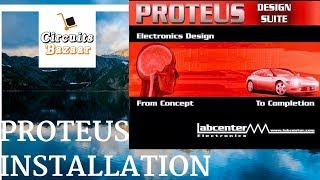 How to install Proteus Software Properly