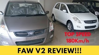 Faw V2 full Review | 2018 | Urdu/Hindi | 3Star Dealer | Auto Vlog | By AutoWheels