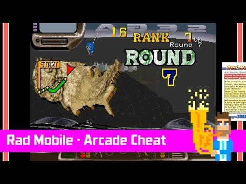 Rad Mobile - Arcade Cheat