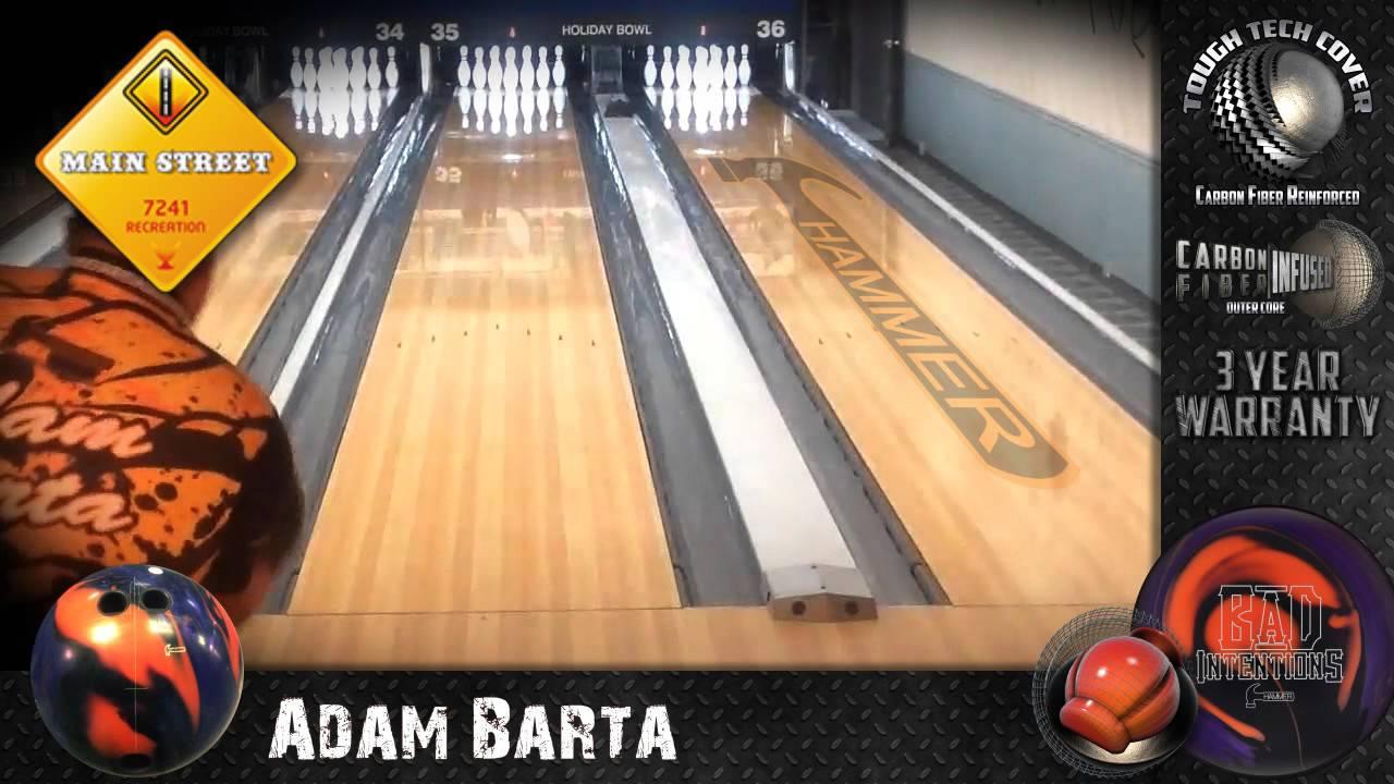 Hammer S Bad Intentions Hybrid Ball Motion Featuring Adam Barta