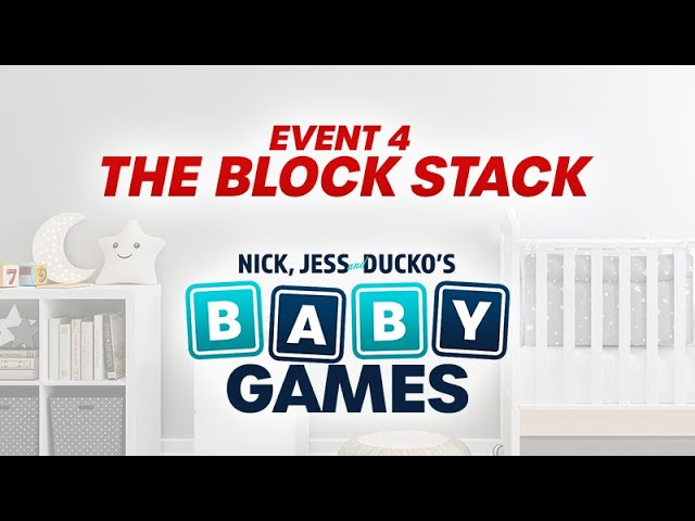 "Event 4 ""The Block Stack"" 