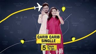 5 Days To Go | Qarib Qarib Singlle | Irrfan Khan | Parvathy | 10th November