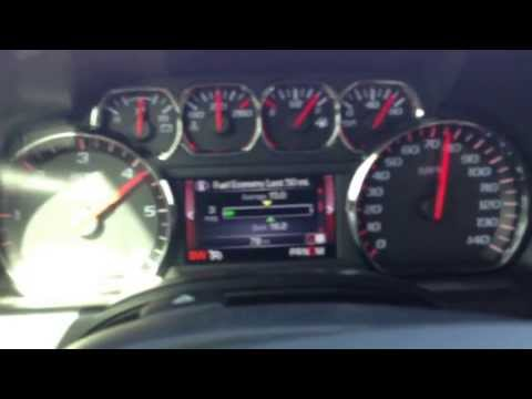 2014 Chevy Silverado 5.3 0-60