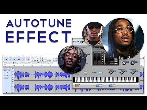 How To Use the AutoTune Effect for Free + Why Do Rappers Use Auto Tune?