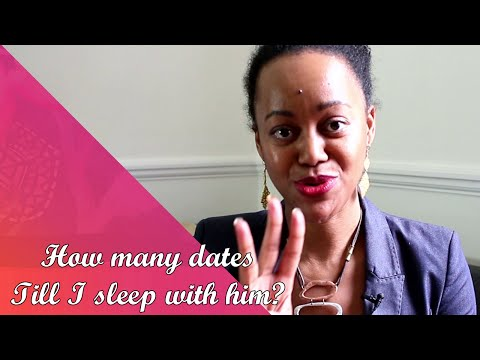 how many dates do you go on before you're dating