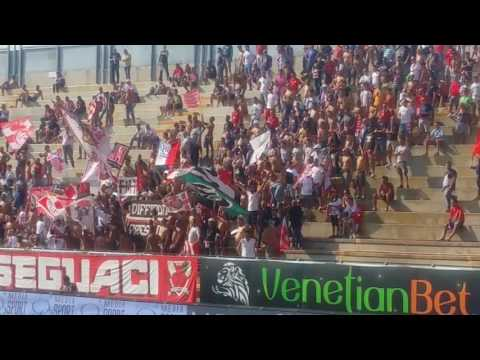 Vicenza - Bari  0 - 0 live from east tribune September 2016