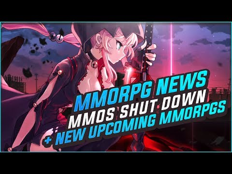 MMORPG News: Dragon Nest Shut Down, New MMOs