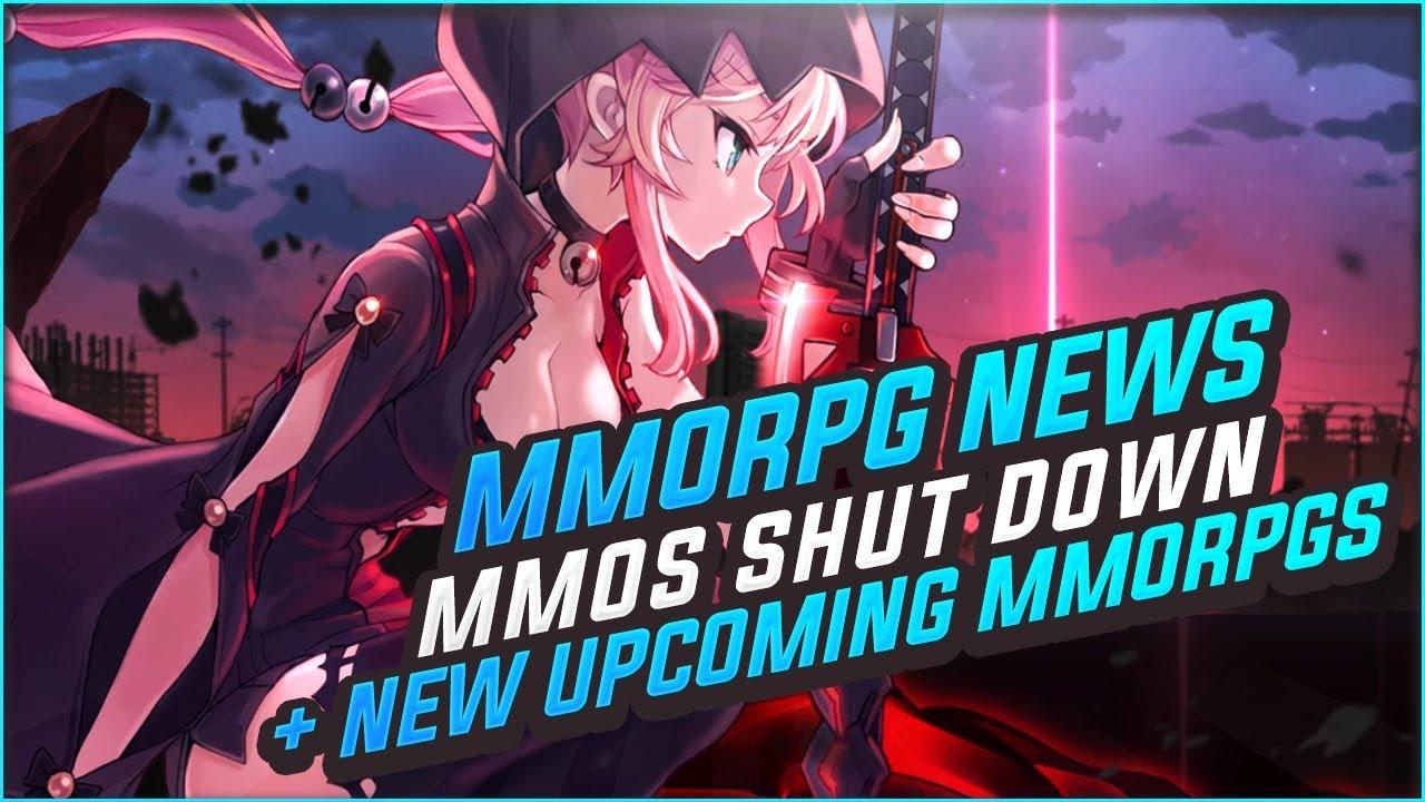 MMORPG News: Dragon Nest Shut Down, New MMOs