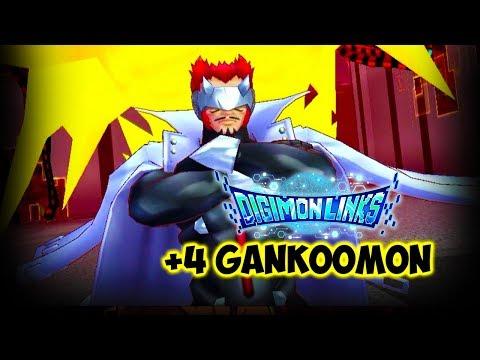 Digimon Links: +4 Gankoomon, Susanoomon Showcase! Digimon Linkz Colosseum
