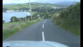 Cushendun scenic driving