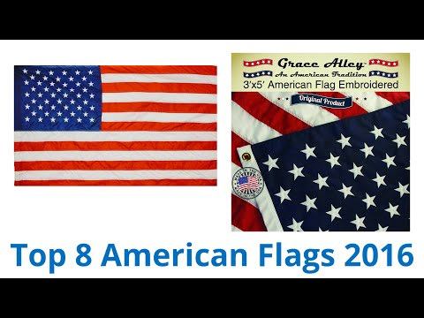 8 Best American Flags 2016