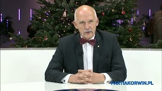 Janusz Korwin-Mikke o globalnym ociepleniu