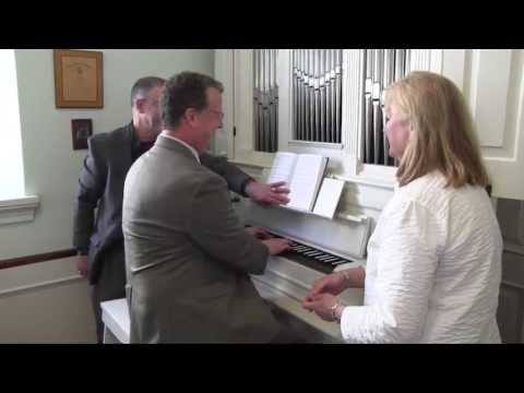 Special music at Lititz Moravian