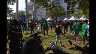 Kondisi Bonek Padati Stadion GBT - Persebaya vs Borneo FC