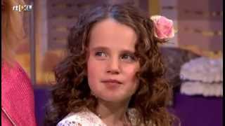 Amira Willighagen - TV Interview - 11 May 2014