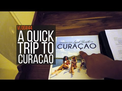 A quick trip to Curacao