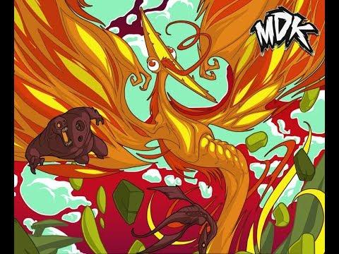 MDK & Nick Sadler  FireBird  Original Mix