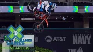 Destin Cantrell wins Moto X Best Whip gold | X Games Minneapolis 2017