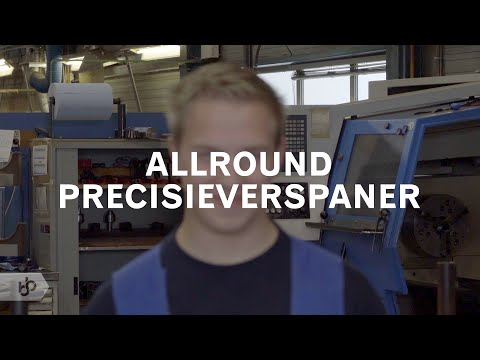 Allround precisieverspaner (SBB)