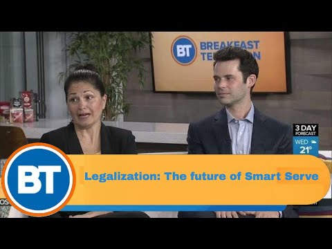 The Future Of Smart Serve With Legalization Around The Corner