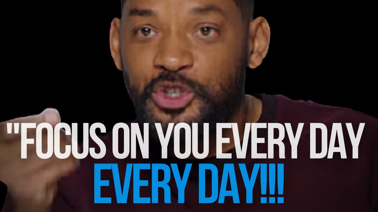FOCUS ON YOU EVERY DAY – Best Motivational Speech