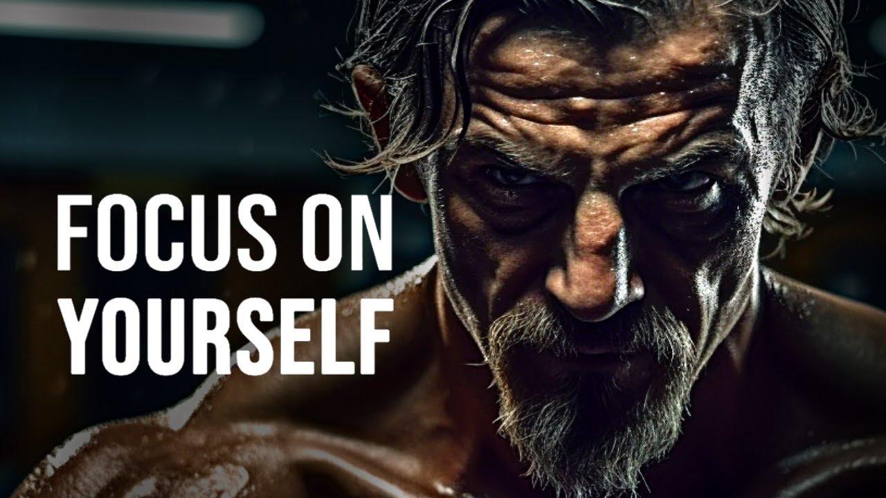 FOCUS ON YOU EVERY DAY – Best Motivational Speech
