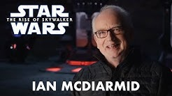Ian McDiarmid Talks Returning As Palpatine in The Rise of Skywalker