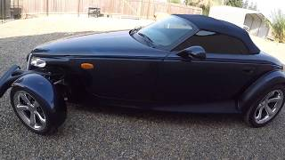 Plymouth/Chrysler Prowler - a car that doesn't get the respect it deserves