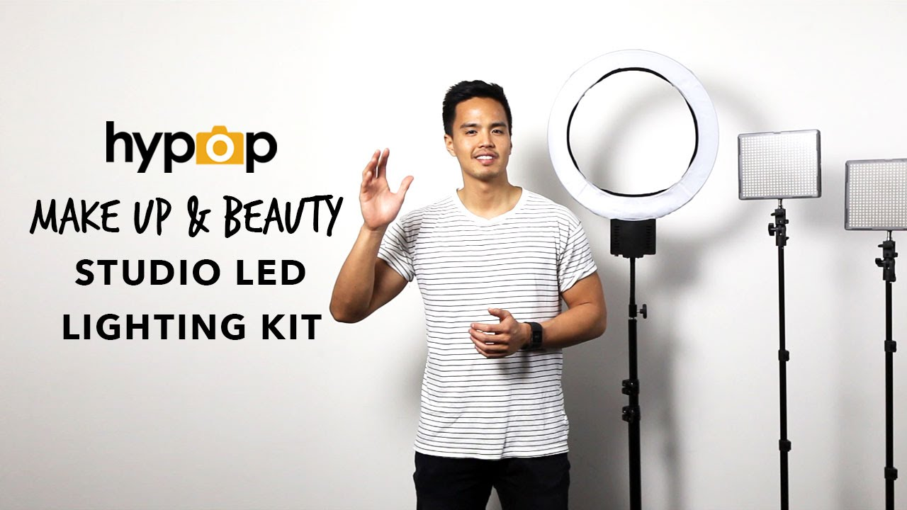 Photo and Video Lighting for Make Up and Beauty Vloggers or Photographers by Hypop - YouTube  sc 1 st  YouTube & Photo and Video Lighting for Make Up and Beauty Vloggers or ... azcodes.com