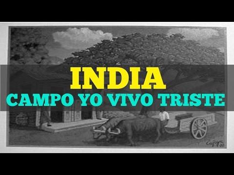 India - Campo yo vivo triste - Especial Banco Popular