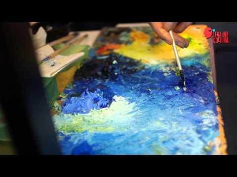 """Twój Vincent"" - proces powstawania filmu (Loving Vincent)"